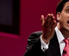 Will Ed Miliband, UK politician, still be Leader of the Opposition in February 2013?
